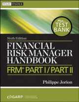 9780470904015-0470904011-Financial Risk Manager Handbook, + Test Bank: FRM Part I / Part II
