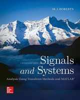 9780078028120-0078028124-Signals and Systems: Analysis Using Transform Methods & Matlab