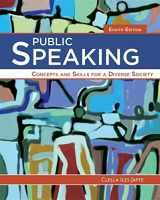 9781285445854-1285445856-Public Speaking: Concepts and Skills for a Diverse Society
