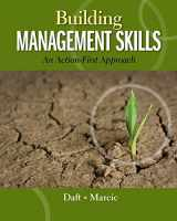 Building Management Skills: An Action-First Approach (Explore Our New Management 1st Editions)