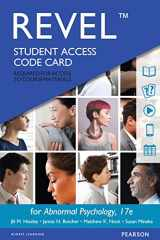 REVEL for Abnormal Psychology -- Access Card (17th Edition)