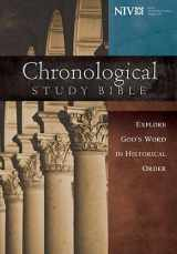 NIV, Chronological Study Bible, Hardcover, Multicolor, Full Color