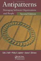 9781439861868-1439861862-Antipatterns: Managing Software Organizations and People, Second Edition (Applied Software Engineering Series)