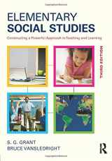 9780415835800-0415835801-Elementary Social Studies: Constructing a Powerful Approach to Teaching and Learning