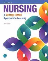 Nursing: A Concept-Based Approach to Learning, Volumes I, II & III Plus MyLabNursing with Pearson eText -- Access Card Package (3rd Edition)