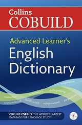 9780007210138-0007210132-Collins COBUILD Advanced Learner's English Dictionary: Hardcover with CD-ROM