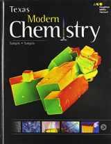 9780544023734-0544023730-Holt McDougal Modern Chemistry Texas: Student Edition 2015