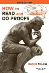 9781118164020-1118164024-How to Read and Do Proofs: An Introduction to Mathematical Thought Processes