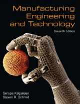 9780133128741-0133128741-Manufacturing Engineering & Technology (7th Edition)