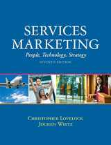 9780134123905-0134123905-Services Marketing: People, Technology, Strategy (7th Edition)