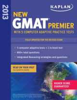 Kaplan New GMAT Premier 2013 with 5 Online Practice Tests (Kaplan Gmat Premier Live)