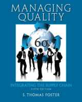 9780132737982-0132737981-Managing Quality: Integrating the Supply Chain (5th Edition)