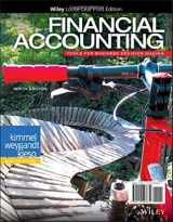 9781119493631-1119493633-Financial Accounting, Loose-Leaf: Tools for Business Decision Making