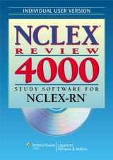 9780781777902-0781777909-NCLEX® Review 4000: Study Software for NCLEX-RN® (Individual Version) (NCLEX 4000)