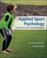 9780078022708-0078022703-Applied Sport Psychology: Personal Growth to Peak Performance