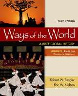 9781319022549-1319022545-Ways of the World: A Brief Global History, Volume II