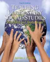 9780132565516-013256551X-Teaching Elementary Social Studies: Principles and Applications (4th Edition)