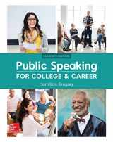 PUBLIC SPEAKING FOR COLL & CAREER 11