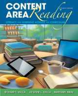 9780133066784-0133066789-Content Area Reading: Literacy and Learning Across the Curriculum (11th Edition)