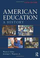 9780415539135-0415539137-American Education: A History