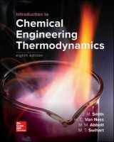 INTRO TO CHEMICAL ENGINEERING THERMODYNAMICS 8