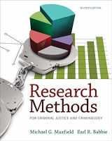 9781285067841-1285067843-Research Methods for Criminal Justice and Criminology
