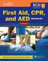9781284105315-1284105318-Advanced First Aid, CPR, and AED (Orange Book)