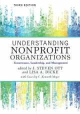 9780813349619-0813349613-Understanding Nonprofit Organizations: Governance, Leadership, and Management