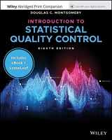9781119592785-111959278X-Introduction to Statistical Quality Control, 8e Enhanced eText with Abridged Print Companion