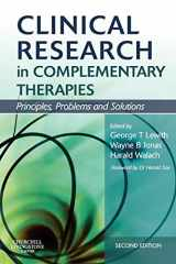 9780443069567-0443069565-Clinical Research in Complementary Therapies: Principles, Problems and Solutions