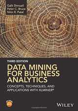 9781118729274-1118729277-Data Mining for Business Analytics: Concepts, Techniques, and Applications in XLMiner