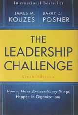 9781119278962-1119278961-The Leadership Challenge: How to Make Extraordinary Things Happen in Organizations (J-B Leadership Challenge: Kouzes/Posner)