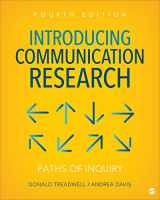 9781506369051-1506369057-Introducing Communication Research: Paths of Inquiry