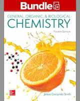 9781260269284-1260269280-Loose Leaf for General, Organic and Biological Chemistry with Connect 2 Year Access Card