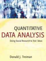 9780470380031-0470380039-Quantitative Data Analysis: Doing Social Research to Test Ideas