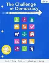 9781337576512-1337576514-Bundle: The Challenge of Democracy: American Government in Global Politics, Loose-leaf Version, 14th + MindTap Political Science, 1 term (6 months) Printed Access Card