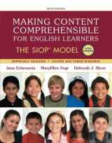 9780134045238-0134045238-Making Content Comprehensible for English Learners: The SIOP Model