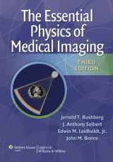 9780781780575-0781780578-The Essential Physics of Medical Imaging, Third Edition
