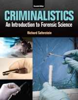 9780133458824-0133458822-Criminalistics: An Introduction to Forensic Science (11th Edition)