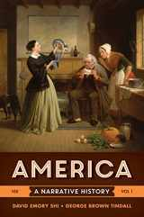 9780393265941-0393265943-America: A Narrative History (Tenth Edition) (Vol. 1)