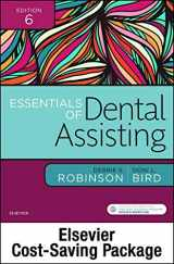Essentials of Dental Assisting - Text and Workbook Package, 6e