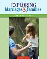 9780133807776-0133807770-Exploring Marriages and Families (2nd Edition)