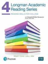 9780134663364-0134663365-Longman Academic Reading Series 4 SB with online resources