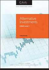 9781119003366-1119003369-Alternative Investments: CAIA Level I (Wiley Finance)