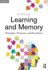 9781138645912-1138645915-Learning and Memory: Basic Principles, Processes, and Procedures, Fifth Edition