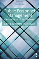 9781138689701-113868970X-Public Personnel Management: Current Concerns, Future Challenges