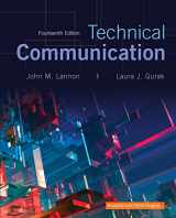 9780134118499-0134118499-Technical Communication (14th Edition)