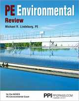 9781591265757-1591265754-PPI PE Environmental Review, 1st Edition (Paperback) - A Complete Review Guide for the PE Environmental Exam