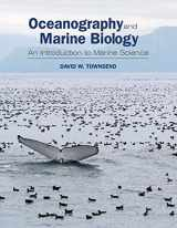 9780878936021-0878936025-Oceanography and Marine Biology: An Introduction to Marine Science