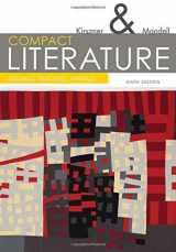 9781305092167-1305092163-COMPACT Literature: Reading, Reacting, Writing, 9th (The Kirszner/Mandell Literature Series)